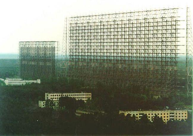 РЛС Дуга Чернобыль-2
